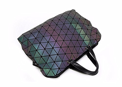 Handbags Big Tote Folding Big Bags Quilted Plain Women Shoulder Geometry FxPTq0wf