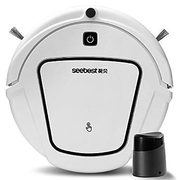 Robot Aspiradora con tanque de agua,Control Remoto,Filtro HEPA ...