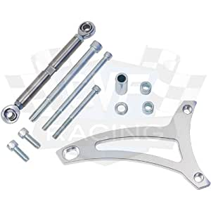 Billet Aluminum Alternator Bracket, Ford 351W, 5.8