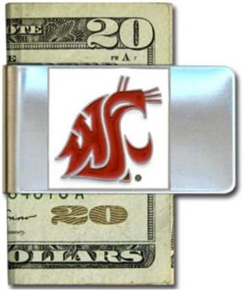 Siskiyou NCAA Steel Money Clip