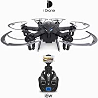 iDrone i6W RC Drone, Foutou 2.4G 6-Axis Gyro Wifi FPV Live HD Camera Quadcopter RC helicopter