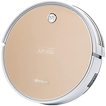 Amazon Com Robotic Vacuum Cleaner Minibot X5 For Hard