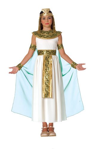 [Deluxe Cleopatra Kids Costume] (Womens Tank Dress Wonder Woman Costumes)