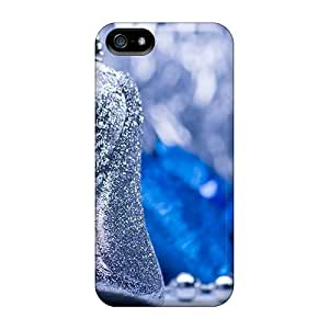 Enh654dEDe Christmas Bell1 Fashion Tpu 5/5s Case Cover For Iphone