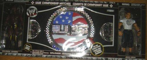 WWE Championship Matches John Cena's (US Title Belt)