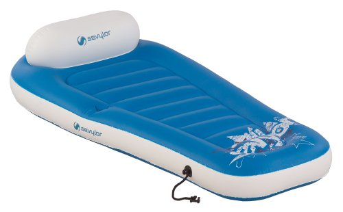 Sevylor Inflatable Deluxe Lake Mattress, Outdoor Stuffs