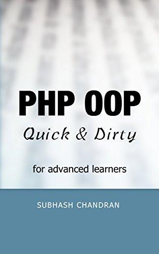 OOP PHP EBOOK PDF DOWNLOAD