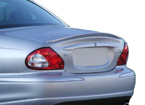 Blue Pearl Prism - JSP Painted Rear Wing Spoiler Compatible with 2002-2009 Jaguar X-Type 1947 - JHY Blue Prism Pearl OE Style 339098