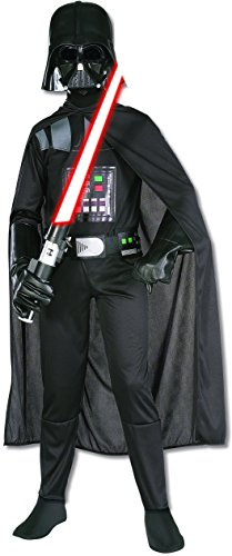 Star Wars Child's Darth Vader Costume, (Halloween Costumes For Kids/girl 2016)