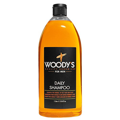 Woody's Quality Grooming Daily Shampoo, 32 - Quality Woodys Shampoo Daily Grooming