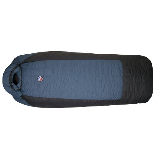 Big Agnes Hogan Park 0-Degree Sleeping Bags(600 Down Fill), Long Right Zipper, Outdoor Stuffs