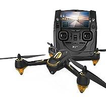 Hubsan H501S X4 Pro Brushless FPV Droni Quadricotteri GPS Fotocamera 1080P HD 5.8Ghz Con Telecomando High Edition