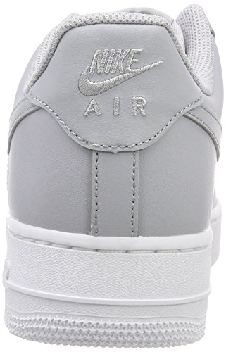Grey Air white Force 1 wolf 07 010 Nike Gris wolf Homme Baskets Grey aOfxp8qw