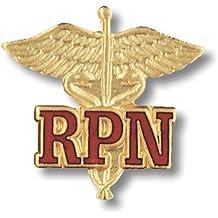 Prestige Medical Emblem Pin, Registered Practical Nurse (Canada Only)