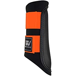 WOOF WEAR Sport Brushing Boots Medium Orange