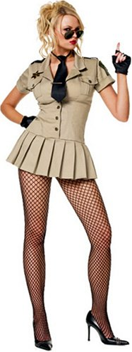 [Sheriff Costume - Plus Size 1X/2X - Dress Size 16-20] (Sheriff Costume Women)