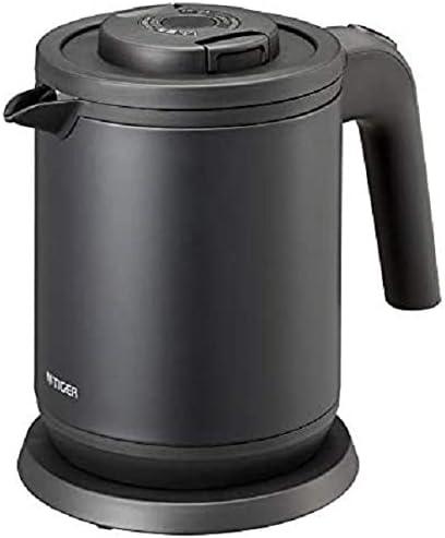 最速沸とう! タイガー魔法瓶 蒸気レス電気ケトル わく子 PCK-A080