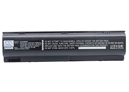 (Replacement Battery for HP 383493-001 391883-001 395751-321 396600-001 398065-001 398752-001 HSTNN-DB10 HSTNN-DB17 HSTNN-IB09 HSTNN-IB10 HSTNN-IB17 HSTNN-LB09)