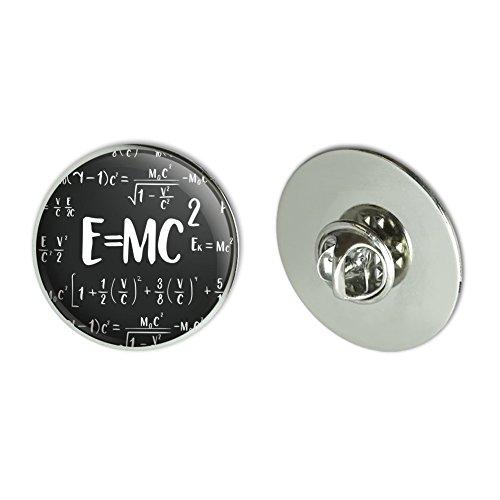 Little Mass 2 Piece (E=MC 2 Energy Mass Equation Albert Einstein Theory of Special Relativity Math 1.1