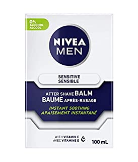 NIVEA MEN Sensitive Skin After Shave Balm, 100 mL bottle (Pack of 3)) (B001FB5IGE) | Amazon price tracker / tracking, Amazon price history charts, Amazon price watches, Amazon price drop alerts