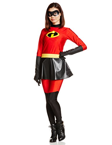 - 41cpXEkys3L - Disney Mrs. Incredible Costume – Teen/Women STD Size
