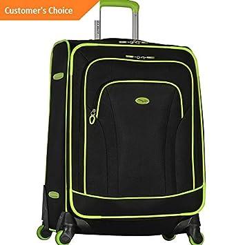 Amazon.com | Sandover Santa Fe II 3 Piece Expandable Spinner gage Set NEW | Model LGGG - 4669 | | Luggage Sets