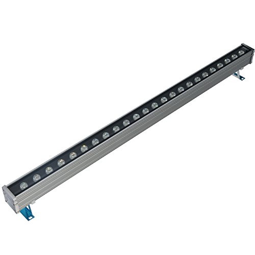 RSN LED 24W Linear Bar Light Dimmable Outdoor Wall Washer IP65 Waterproof 2 Years Warranty (Neutral White)
