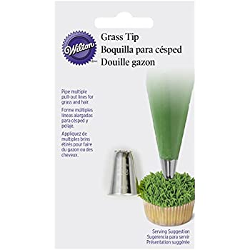 Wilton 418-9616 Grass Icing Tip