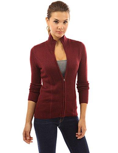 Zip Mock Turtleneck Sweater - 6