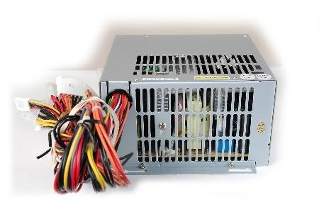 Sparkle Power Atx 300w Power Supply With Ball Bearing Fan Short–Circuit Protection