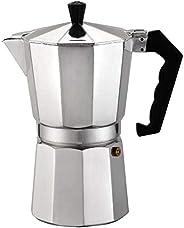 Cafeteira Italiana Aluminio Para 12 Xícaras Cafés 600 Ml