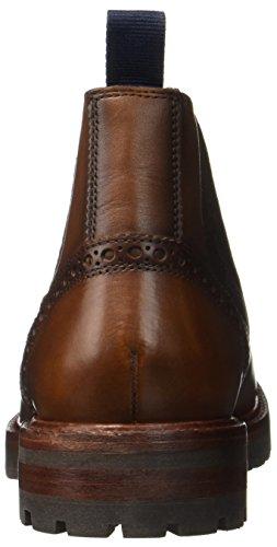 Sioux Endru, Stivali Chelsea Uomo Marrone (Cognac)