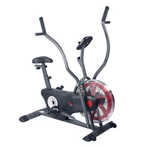 Sunny Health & Fitness Air Bike Trainer - SF-B2640 Sunny Health & Fitness