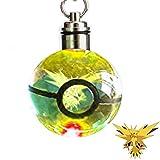 Pokemon Crystal Poke Ball Night Light Ring LED