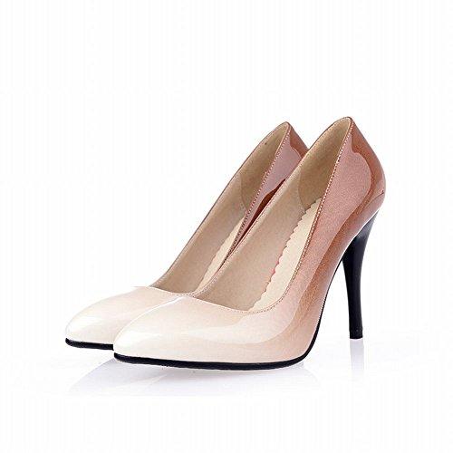 Mee Shoes Damen high heels farbverläufig Pumps Farbe2
