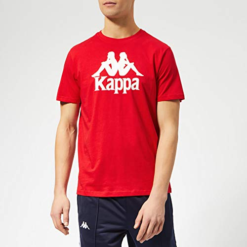 Used, Kappa Men's Authentic Estessi T-Shirt, Red, Medium for sale  Delivered anywhere in Canada