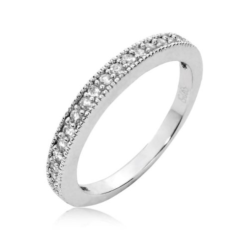 best jewelry wedding round sterling on cubic nickel rings ct diamond zirconia free silver cz bryonybatun engagement pinterest solitaire ring images