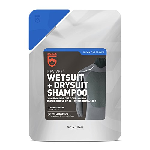 Gear Aid M Essentials Wetsuit and Drysuit Shampoo