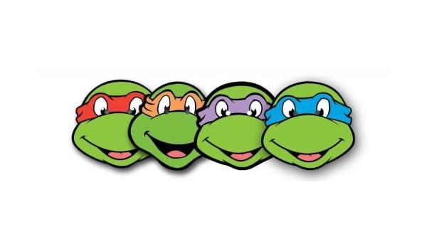 Amazon.com: Teenage Mutant Ninja Turtles - MULTIPACK - Card ...