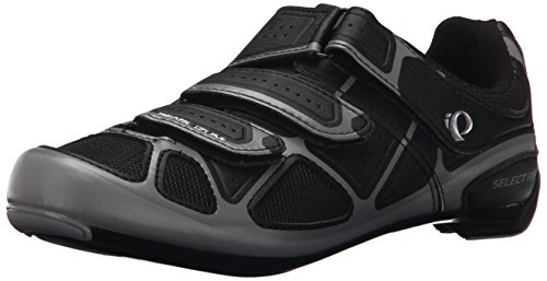 Pearl Izumi Women's W Select RD IV Cycling Shoe, Black/Black, 37 EU/6 B US
