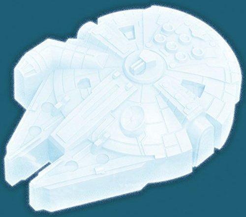 Star Wars Bac à Glaçons Moule En Silicone Faucon Millenium
