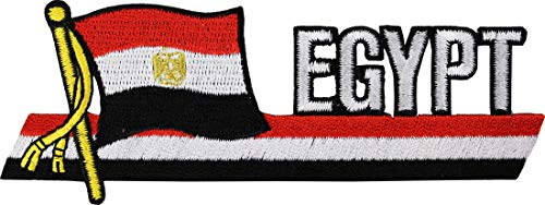 Egypt - Country Flag Patch