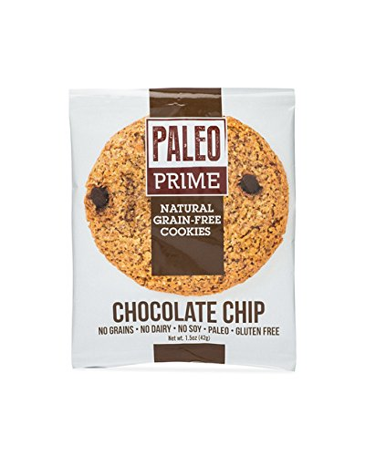 Paleo Prime Chocolate Chip Cookie 12 count