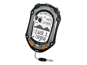 GSI Super Quality All-In-One Hunting Handheld Monitor - Measures Sun, Moon, Tide, Altitude, Barometer, Temperature And Humidity Levels - Alarm, Stopwatch And Calendar Functions - For Hunting, Fishing And Sports