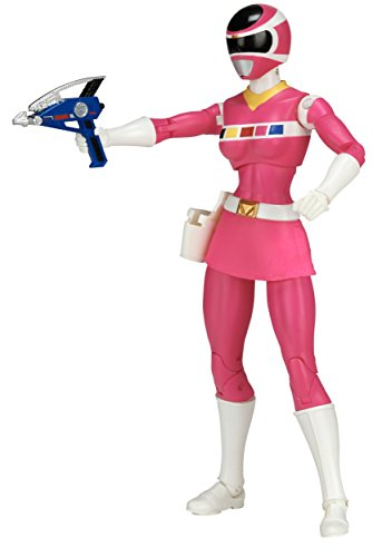 Power Rangers In Space 6.5-Inch Pink Ranger Legacy -