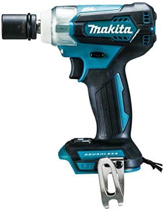 マキタ インパクトレンチTW181DZ(18V) トルク180Nm ナット落下防止モード搭載 バッテリ充電器別売