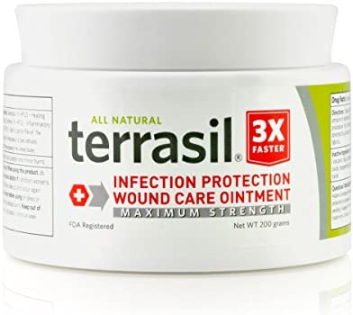 Terrasil%C2%AE Wound Care Recommended Protection product image