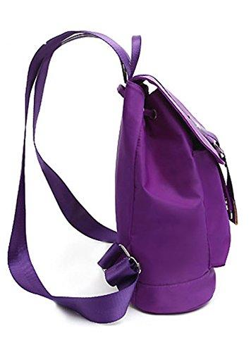Keshi Nylon neuer Stil Damen accessories hohe Qualität Einfache Tasche Schultertasche Freizeitrucksack Tasche Rucksäcke Wasser-Blau fcpG9U