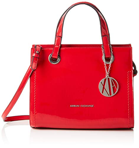 A|X Armani Exchange Small Handbag, rosso - red 102