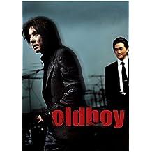 Oldeuboi Min-Sik Choi Ji-Tae Yu Oldboy 2003 Korean Classic 16x20 Canvas Giclee